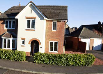 Thumbnail 4 bedroom detached house for sale in Blunt Road, Beggarwood, Basingstoke