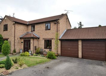 Thumbnail 4 bed detached house for sale in Priory Gardens, Swanwick, Alfreton, Derbyshire