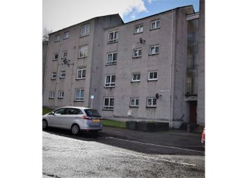 Thumbnail 2 bedroom flat for sale in Court Road, Port Glasgow