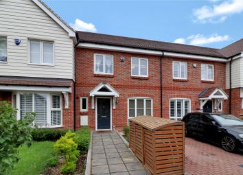Thumbnail 3 bed detached house for sale in Woodside Road, Abbots Langley