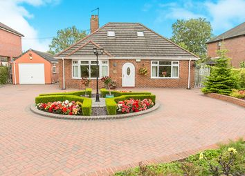 Thumbnail 3 bed bungalow for sale in Park Lane, Knypersley, Stoke-On-Trent