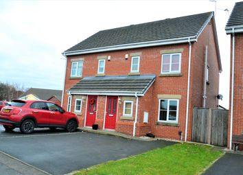 Thumbnail 4 bed semi-detached house to rent in Stour Road, Astley
