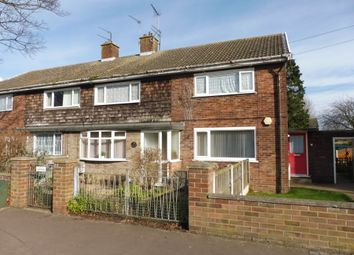 Thumbnail 2 bed flat for sale in Brasenose Avenue, Gorleston, Great Yarmouth