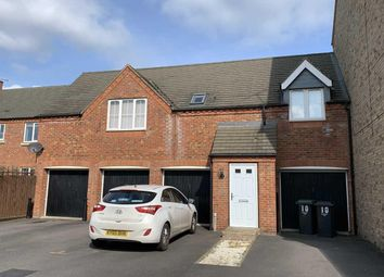 Thumbnail 2 bed semi-detached house for sale in Owl Close, Witham St. Hughs, Lincoln
