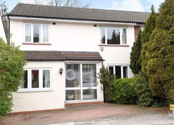 Thumbnail 4 bed semi-detached house for sale in Howcroft Crescent, London