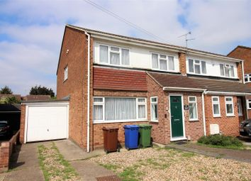 Thumbnail 4 bed semi-detached house for sale in The Willows, Little Thurrock, Grays