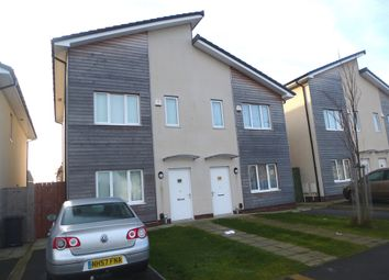 Thumbnail 3 bedroom semi-detached house for sale in Easington Road, Hartlepool