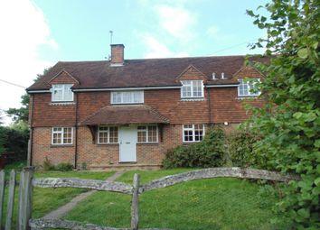 Thumbnail 3 bedroom semi-detached house to rent in Plaistow Road, Kirdford, Billingshurst