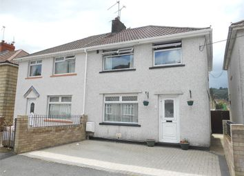 Thumbnail 3 bed semi-detached house for sale in Ty Isaf Park Road, Risca, Newport