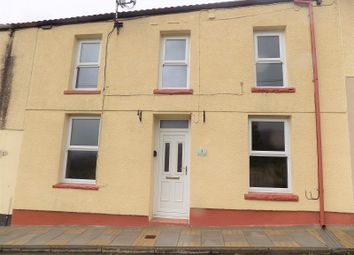 Thumbnail 3 bed terraced house for sale in Thomas Street, Pentre, Rhondda, Cynon, Taff.
