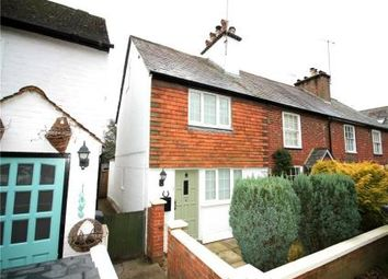 Thumbnail 2 bed end terrace house to rent in Horsham Road, Holmwood, Dorking