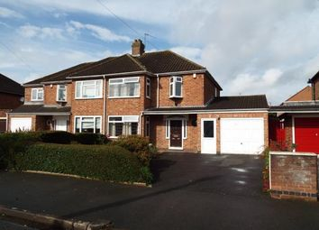 Thumbnail 3 bedroom semi-detached house for sale in Shirley Road, Walsgrave, Coventry