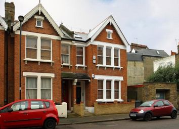 Thumbnail 3 bed flat to rent in Stirling Road, Clapham North, London