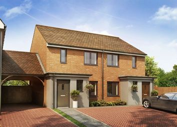 Thumbnail 2 bedroom terraced house to rent in Bailey Drive Park View, Castle Hill, Ebbsfleet Valley, Swanscombe