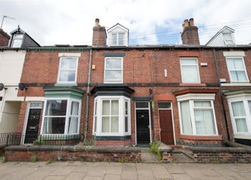 Thumbnail 5 bed terraced house to rent in Denham Road, Sheffield, South Yorkshire