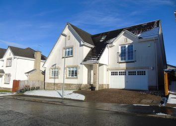 Thumbnail 4 bed detached house for sale in Dalmacoulter Place, Glenmavis, Airdrie