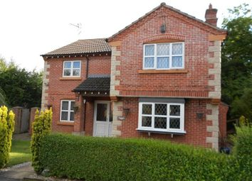 Thumbnail 4 bedroom detached house for sale in Llewelyn Court, Brymbo, Wrexham