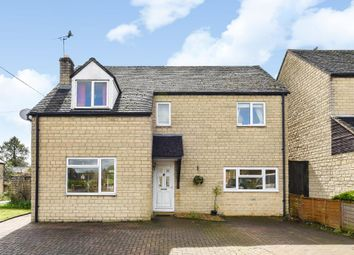 Thumbnail 4 bed detached house for sale in Brize Norton, Oxfordshire