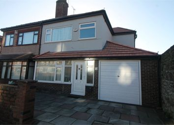 Thumbnail 3 bed semi-detached house for sale in Oxford Road, Waterloo, Liverpool, Merseyside
