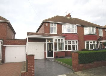 Thumbnail 3 bed semi-detached house for sale in Dartford Road, South Shields