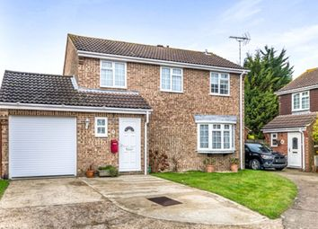 Thumbnail 3 bed detached house for sale in Gatcombe Close, Walderslade, Chatham