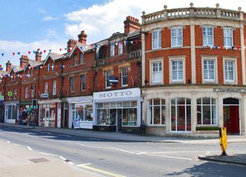 Thumbnail 2 bed flat to rent in Lyndhurst, Hampshire