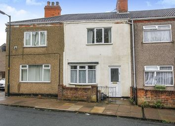 Thumbnail 3 bed terraced house to rent in Haven Avenue, Grimsby