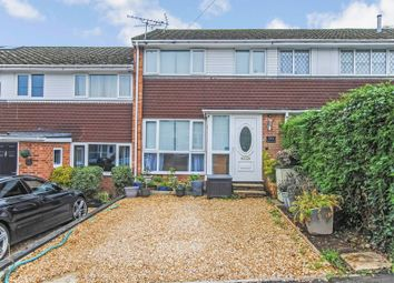 Thumbnail 3 bed terraced house for sale in Edelvale Road, West End, Southampton