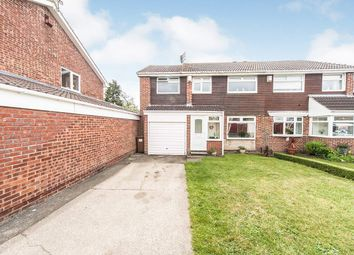 Thumbnail 4 bed semi-detached house for sale in Ainthorpe Close, Sunderland