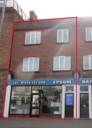 Thumbnail Retail premises for sale in East Street, Epsom