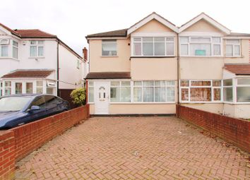 Thumbnail 3 bed semi-detached house for sale in Neal Avenue, Southall