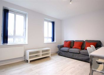 Thumbnail 3 bed flat to rent in Mornington Avenue, London