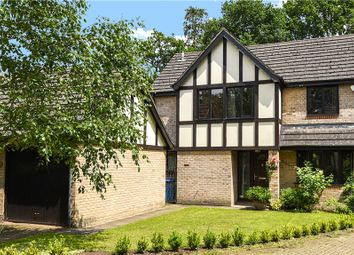 Thumbnail 4 bedroom detached house for sale in Tamworth Drive, Fleet, Hampshire