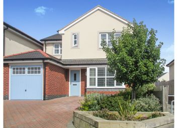 Thumbnail 4 bed detached house for sale in Lon Gwaenfynydd, Llandudno Junction