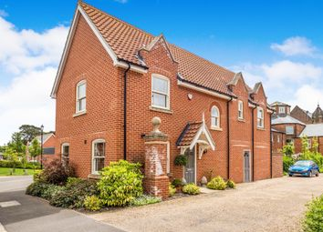 Thumbnail 3 bed detached house for sale in Mill Lane, Aylsham, Norwich