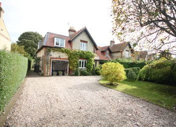 Thumbnail 4 bed semi-detached house for sale in High Street, Stetchworth, Newmarket