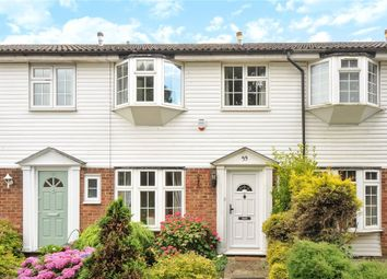 Thumbnail 3 bed terraced house to rent in Belgrave Mews, Uxbridge