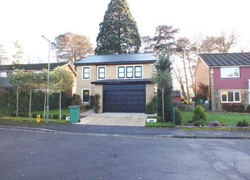 Thumbnail 4 bed detached house to rent in Milner Drive, Cobham