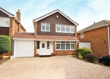 Thumbnail 3 bed detached house for sale in Portree Drive, Rise Park, Nottingham