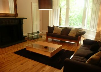 Thumbnail 1 bed flat to rent in Doune Gardens, Kelvinside, Glasgow, Lanarkshire
