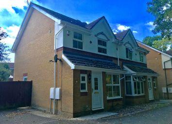Thumbnail 3 bed detached house to rent in Austen Gardens, Whiteley, Fareham