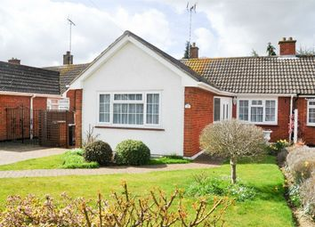 Thumbnail 2 bed semi-detached bungalow for sale in Sherborne Road, Chelmsford, Essex
