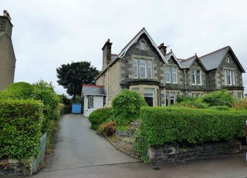 Thumbnail 4 bedroom semi-detached house for sale in Seafield Street, Banff