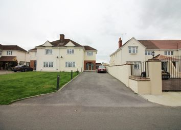 Thumbnail 4 bed semi-detached house to rent in Tudor Villas, Burton Lane, Cheshunt, Waltham Cross