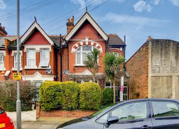 Thumbnail 4 bedroom end terrace house for sale in Penwortham Road, London