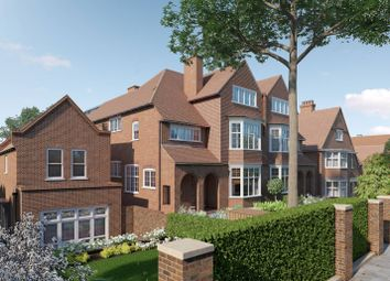 Thumbnail 4 bed flat for sale in Kidderpore Green, Hampstead