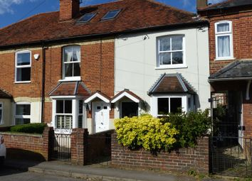 Thumbnail 2 bed terraced house for sale in Victoria Road, Marlow