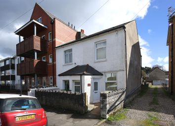 Thumbnail 2 bedroom semi-detached house to rent in Conybeare Road, Canton, Cardiff
