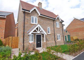 Thumbnail 3 bedroom detached house to rent in Ellis Road, Broadbridge Heath, Horsham