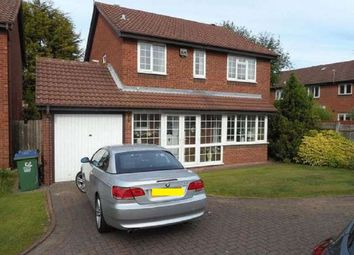 Thumbnail 4 bed detached house for sale in Willowherb Close, Walsall